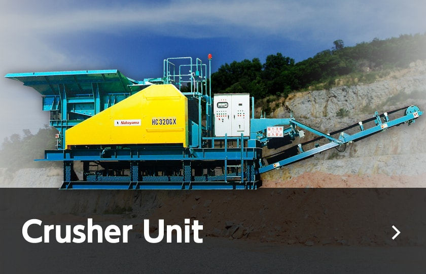 Crusher Unit