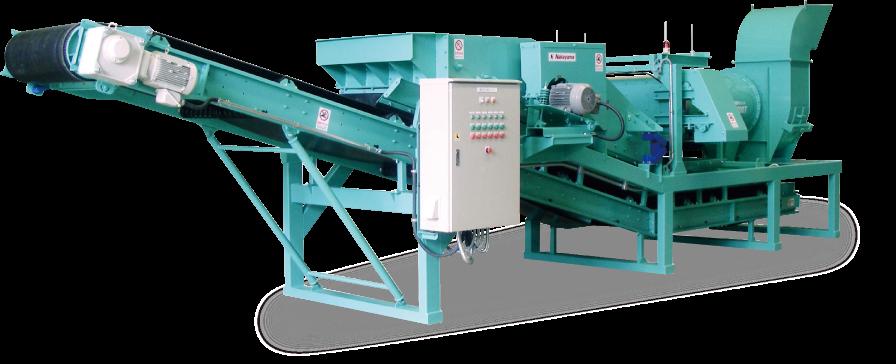 Suction Air Separator NAS