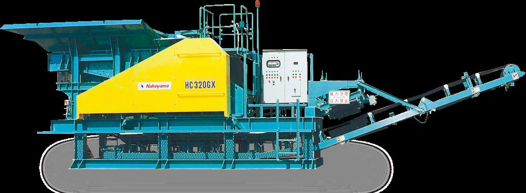 Crusher Units HC320GX