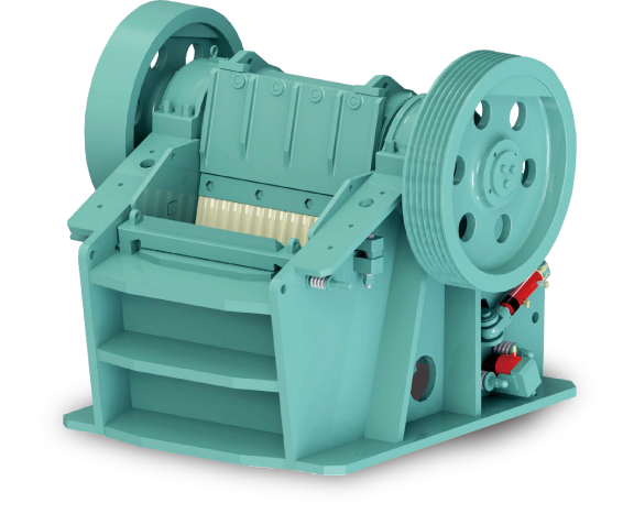 Jaw Crusher AC