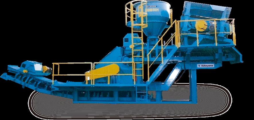 Soil Remediation Equipment ZGM501