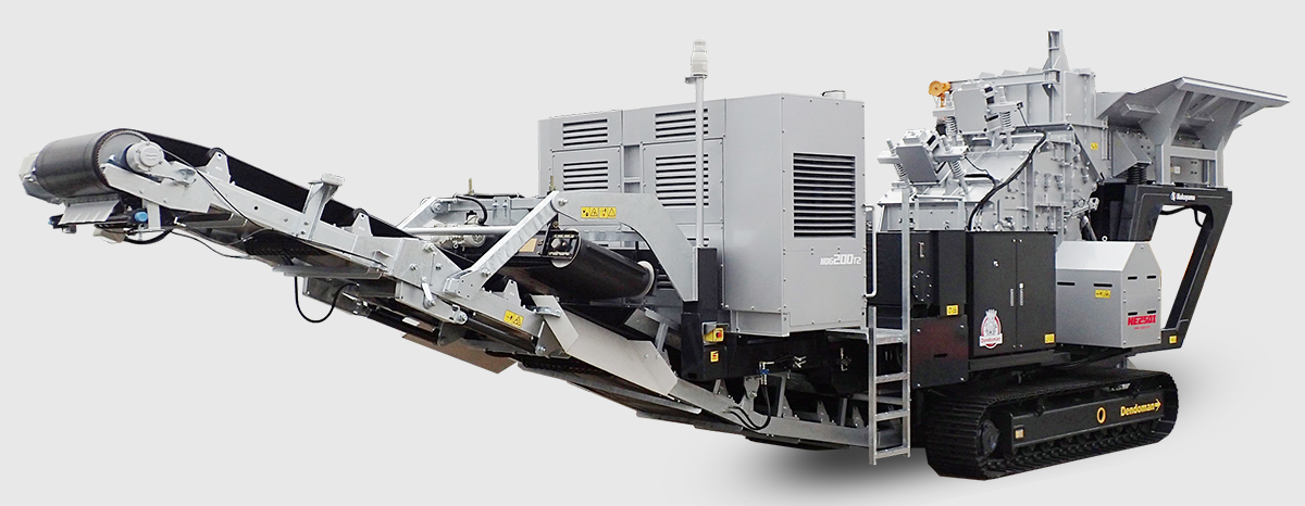 Dendoman Impact Crusher