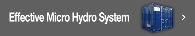 Effective Micro Hydro System