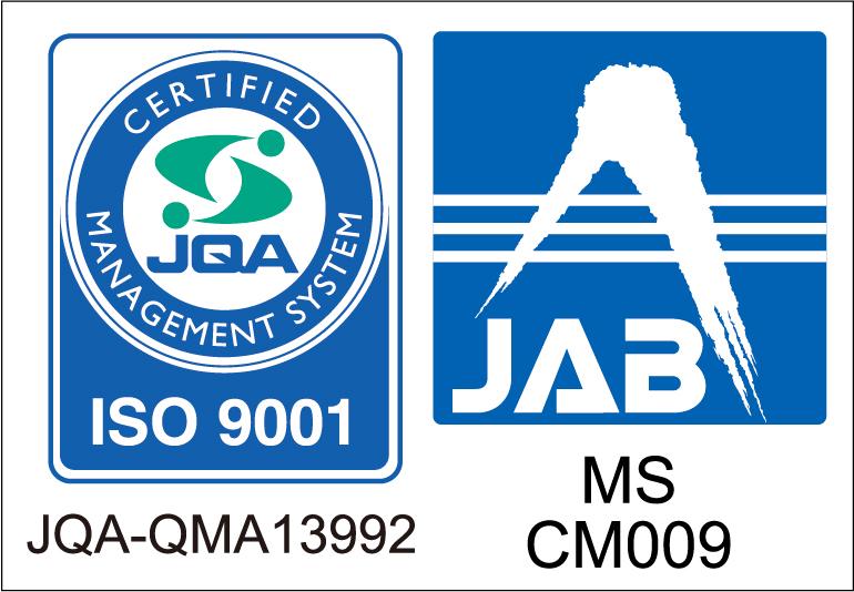 CM009 JAB_ISO9001